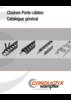 Preview: KAT3100-0002-F_Chaines_Porte-cables_Catalogue_general.pdf
