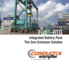 FullE-RTG - Integrated Battery Pack - The Zero Emission Solution