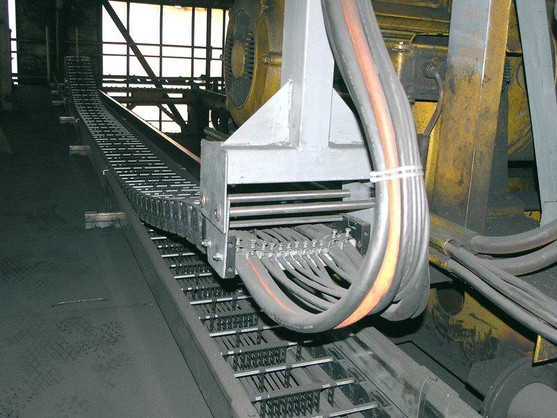 Energy Guiding Chains Conductix Wampfler Global