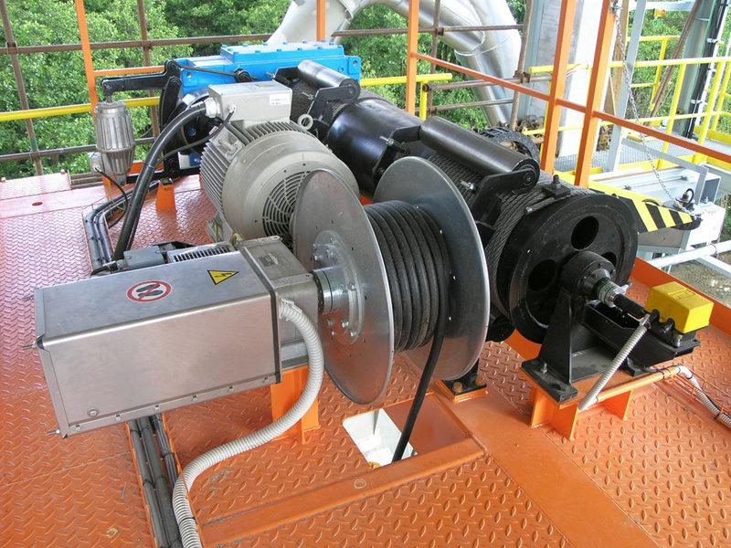 Motor Driven Reels Conductix Wampfler Global