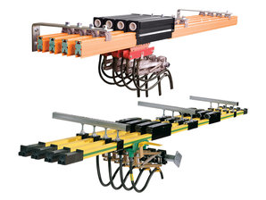 Product group Rieles conductores