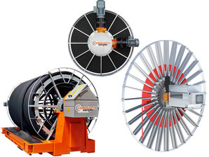 Product group Motorleitungstrommeln, Motorschlauchtrommeln