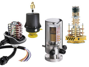 Product group Slip Ring Assemblies