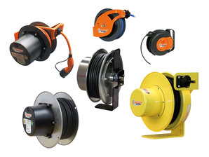 Product group Spring Driven Reels