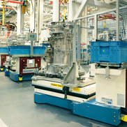 """IPT Floor"" for the elctrification of Automated Guided Vehicles"