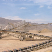 Conductix-Wampfler Energy- & Data Transmission Systems in use in the Bulk Material Handling