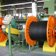 Conductix-Wampfler offers machinery for the Fiber & Cable Production