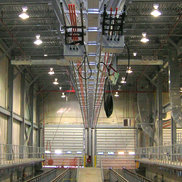 Stinger Systems are mostly electrified with Conductix-Wampfler Conductor Rails