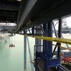 ProfiDAT Datenübertragungssystem im Einsatz an einem STS Container Kran