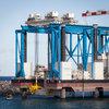 Plus grand portique offshore du monde