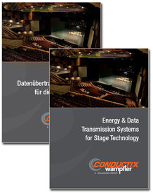 """Catalog """"Energy & Data Transmission-Systems for Stage Technology"""""""