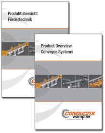 "Katalog ""Produktübersicht Fördertechnik"" Programm 0400"