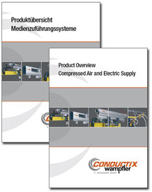 "Catalog ""Product Overview - Compressed Air and Electric Supply "" Program 0470"