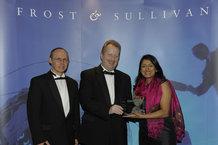 Frost & Sullivan Technology Implementation Award
