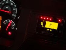 Recharge confortable et sécurisée à partir du siège du conducteur