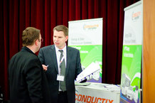 Booth at eCarTec 2010